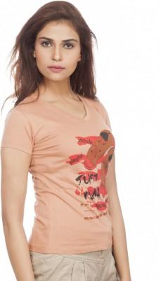 TSG Breeze Printed Women's V-neck T-Shirt