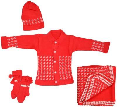 AKHIL & AARNA Sweater Baby Boy's  Combo