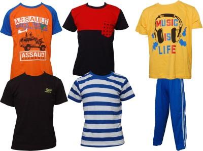 Little Star T-shirt Boy's  Combo