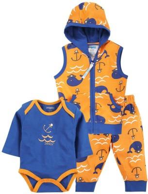 Snuggles Bodysuit Baby Boy's  Combo
