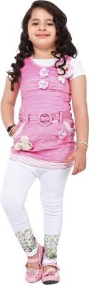 Adhaans T-shirt Baby Girl's  Combo