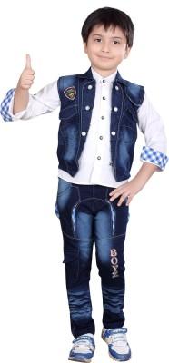 V Kids Shirt Boy's  Combo