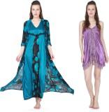 Claura Nighty Women's  Combo