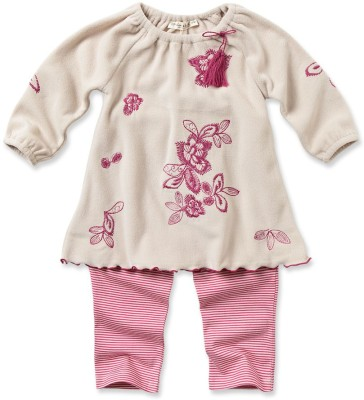 Dave & Bella Tunic Baby Girl's  Combo