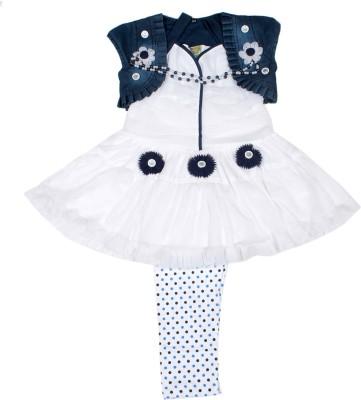 Honeybum Dress Girl's  Combo