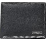 Hornbull Men Black Genuine Leather Walle...