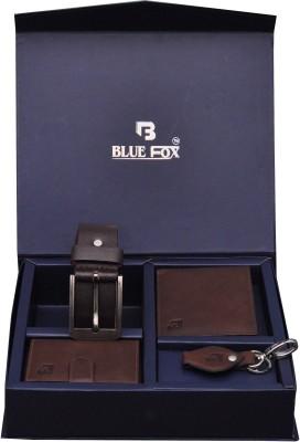 BLUE FOX Wallet Men's  Combo