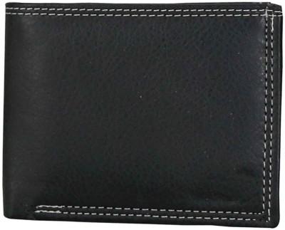 Almond Men, Boys Black Artificial Leather Wallet