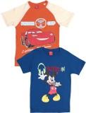 Cherish Boys Casual T-shirt (Beige)