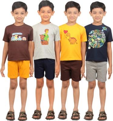 UV2 T-shirt Baby Boy's  Combo