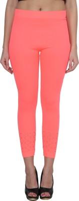 NumBrave Women's Pink Leggings