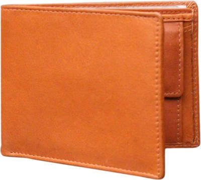 Winsome Deal Men Formal, Casual Tan Genuine Leather Wallet