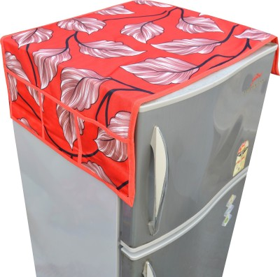 Nisol Refrigerator Cover(Red)