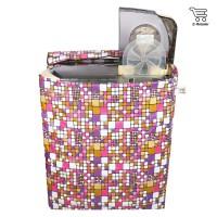 E-Retailer Washing Machine Cover(Multicolor)