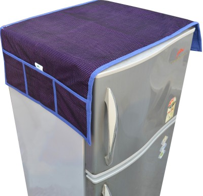 Nisol Refrigerator Cover(Purple)