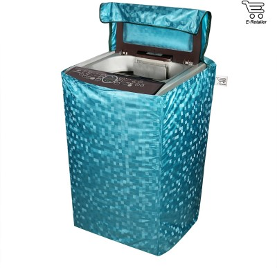 E-Retailer Washing Machine Cover(Green)
