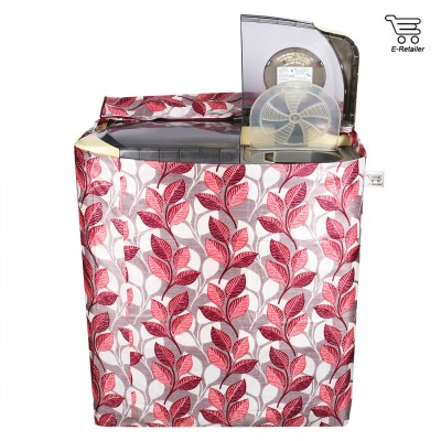 E-Retailer Washing Machine Cover(Pink)