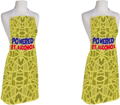 meSleep Blended Apron Free Size(Multicolor, Pack of 2)