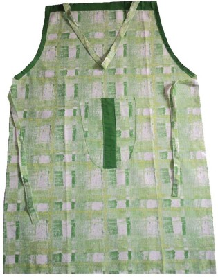 Amita Home Furnishing Cotton Apron Free Size