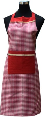 Five Seasons House Cotton Apron Free Size