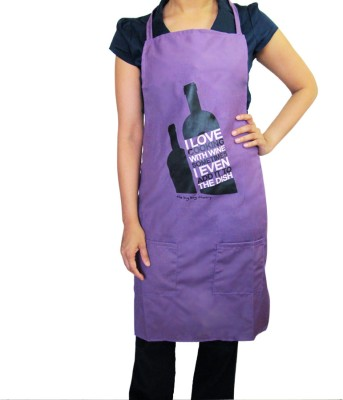 The Big Bag Theory Cotton Apron Medium