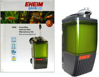 Eheim Pick Up 2008 Internal | Max 60 Liter (L/Hr - 150-300) Power Aquarium Filter