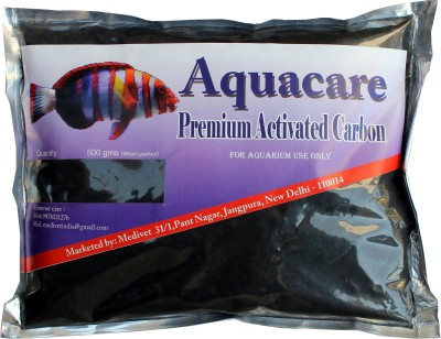 Medivet Activated Carbon Undergravel Aquarium Filter