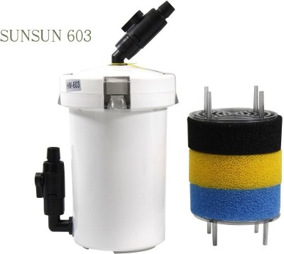 Sunsun Canister Aquarium Filter