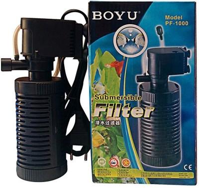 Boyu Power Aquarium Filter(Mechanical Filtration for Fresh Water)