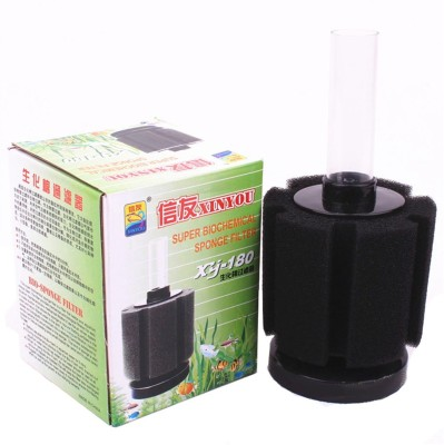 XinYou Super Biochemical XY-180 Sponge Sponge Aquarium Filter