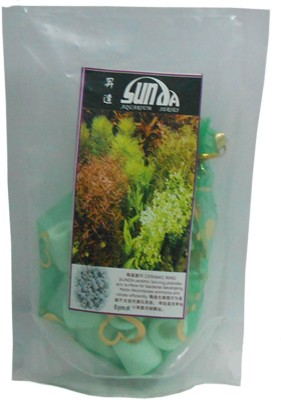 Sunda 100g Ceramic Rings Canister Aquarium Filter