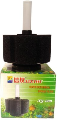 XinYou XY-280 Bio-Chemical Sponge Sponge Aquarium Filter