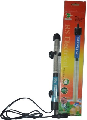 RS ELECTRICAL 100W-Glass Submersible Aquarium Immersion Heater