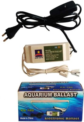 ZakTag White Fluorescent Aquarium Light