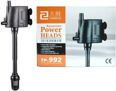 Tianrun Aquarium Power Head TP-992 | Imported - Water Filter & Creator Air Aquarium Pump