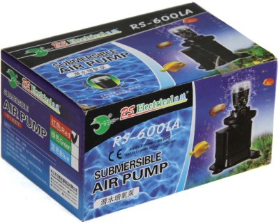 Rs Electrical RS-600LA Submerisable Air Aquarium Pump
