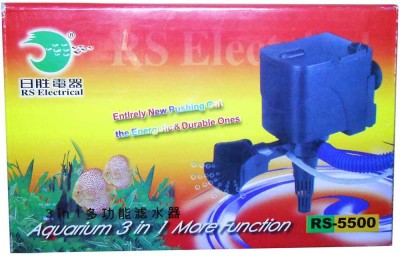 Rs Electrical Water Aquarium Pump