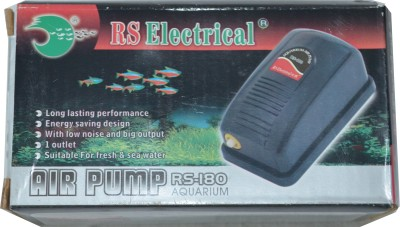 RS Electrical RS-180 Air Aquarium Pump