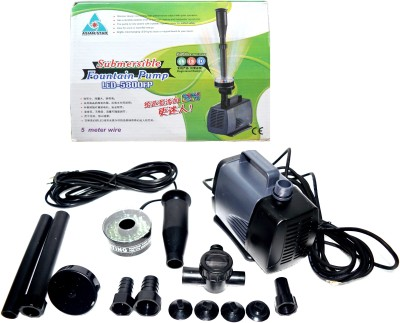 Asian Star Submersible Fountain Pump LED...
