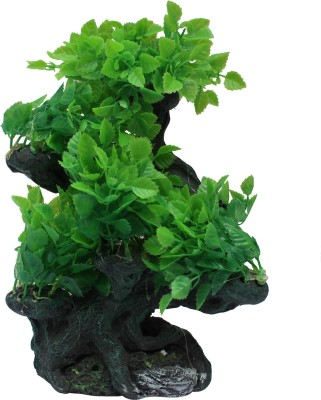 Jainsons Fish Tank Decorative Items Laterite Planted Substrate(Green, 0.5 KG)