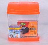 Aquapetzworld Mini Betta Tank Cube Aquar...
