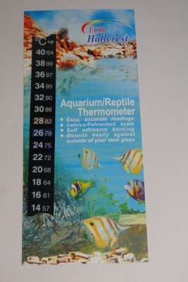 LCR HALLCREST for Fish Tank Aquarium Thermometer