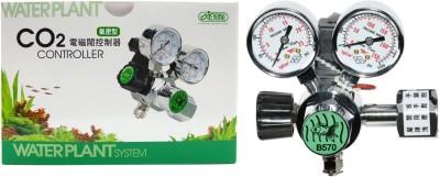Ista Co2 Controller I-533 System Regulator (With Inbuilt German Made Electronic Solenoid Valve)   Aquarium Tool