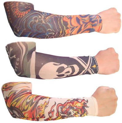 Killys Nylon Arm Sleeve For Men & Women With Tattoo