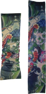Stycoon Nylon, Polyester Arm Sleeve For Men & Women