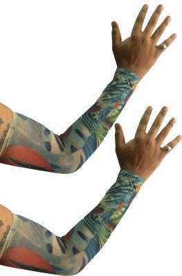 Retina Nylon Arm Sleeve For Men & Women With Tattoo