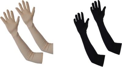 AMKEI Cotton Arm Sleeve For Women