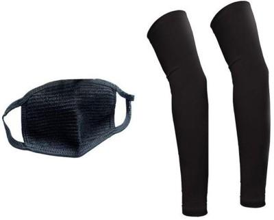 aSquareDeals Nylon Arm Sleeve For Men & Women