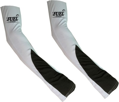 OSS-FUEL Cotton Arm Sleeve For Men(M, Multicolor)