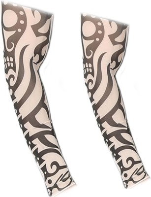 New Life Enterprise Nylon Arm Sleeve For Men & Women With Tattoo